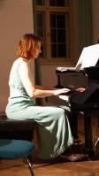Heidemarie Wiesner, Pianistin