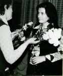 Christa Wolf in den 70er  Jahren beim Freundeskreis der Künste und Literatur in Hoyerswerda