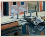 Lutz Jungrichter in Venedig