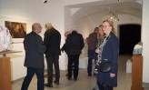 """Gudrun Otto zur Ausstellungseröffnung """"sprechende Steine -erlebte Bilder"""" im Museum Westlausitz, Kamenz"""