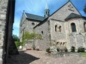 Stiftskirche auf dem Petersberg bei Halle