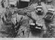 Wiederaufbau der Semper-Oper in Dresden, 1977-1985, schwierige Baugründung, dafür erarbeitete Manfred Pilz neue Verfahren