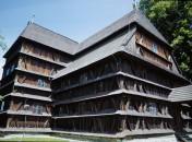 Hölzerne Artikularkirche in Hronsek, Slowakei
