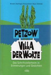 """Buch """"Petzow - Villa der Worte vom Verlag für Berlin-Brandenburg"""