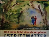 Aquarelle von Hans-Jürgen Gaudeck zu Gedichten von Eva Strittmatter