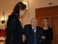 Heidemarie Wiesner, lins mit Heinz Roy und Angela.