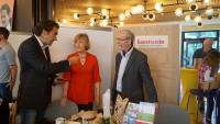 2014 Markt der Möglichkeiten beim Hoyerswerdaer Kunstverein.