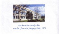 Ehemalige Hanns-Eisler-Oberschule in Hoyerswwerda