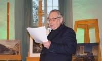 """Uwe Jordan zu """"Musik und Malerei"""" im Rahmen der Musikfesttage Hoyerswerda"""