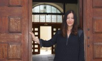Ines Burdow war schon mit vielen Lesungen im Schloss Hoyerswerda zu Gast und sie wird sicher auch wiederkommen.