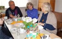 Helene Schmidt liest in der Brigitte-Reimann-Begegnungsstätte