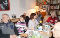 Gesprächsrunden in der Reimann-Begegnungsstätte sind immer für alle Beteiligten anregend.