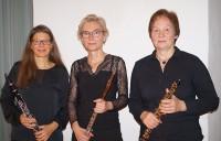 Sabine Kegel, Angela Ladewig, Petra Voigt. Von linka.