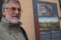 Mit Erich Busse 2017 in Wittenberg