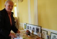 Dr. Manfred Schemel erzählt von seinen Begegnungen mit den Illustratoren der Bücher von Erwin und Eva Strittmatter.