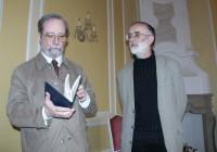 Martin Schmidt und Jürgen Israel v.l.