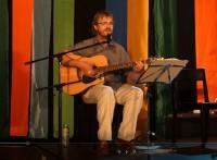 Christian Völker-Kieschnick singt Lieder von Gerhard Gundermann