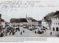 Hoyerswerda 1912 Quelle: Hoyerswerda - Ein Streifzug durch die Vergangenheit, 1991