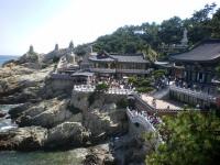 Tempel in Busan
