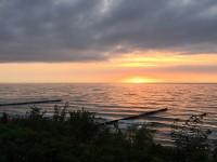 Ruheloses Meer