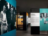 """Gedenkstätte """"Stille Helden"""" der Stiftung Gedenkstätte Deutscher Widerstand in Berlin, Stauffenbergstraße. Pressefoto"""