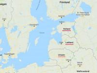 Das Baltikum mit Estland, Lettland und Litauen