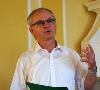 Steffen Grigas, Geschäftsführer der Versorgungsbetriebe Hoyerswerda