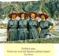 Franziskanerinnen, die seit 1991 in Hoyerswerda tätig sind.