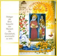 """Aus dem Kalender der Franziskanerinnen: """"Katholisches Kinderhaus St. Elisabeth"""" in Hoyerswerda"""