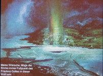 Aufbrechendes Eis, Otto Dix 1940