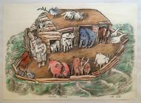 Lothar Sell: Die Arche Noah