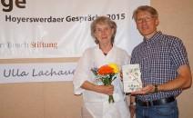 Lesung Ulla Lachauer im Rahmen der GrenzgängeR-Gespräche der Robert-Boasch-Stiftung in Hoyerswerda