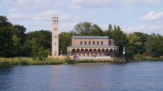 Potsdam: Heilandskirche Sacrow
