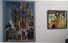 Ausstellung im Sächsischen  Industriemuseum Knappenrode mit dem Titel: Kunst und Kohle