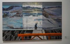 """Ausstellung """"Kunst und Kohle"""" im Industriemuseum Knappenrode"""