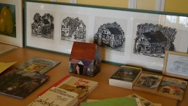 Illustrationen zu Büchern von Erwin und Eva Strittmatter