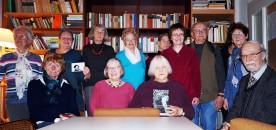 Erinnern an den 90. Geburtstag von Christa Wolf in der Reimann-Begegnungsstätte mit dem Hoyerswerdaer Kunstverein
