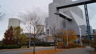 Das Kraftwerk Schwarze Pumpe stellt in seiner Galerie Werke zeitgenössischer bildender Künstler aus.