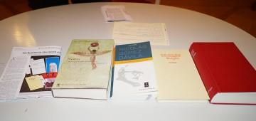 Bücher von Nicolás Gómez Dávila, vorgestellt beim Hoyerswerdaer Kunstverein von Uwe Jordan