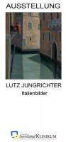 Einladung zur Ausstellung von Lutz Jungrichter