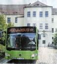 Kunstbus am Schloss Hoyerswerda