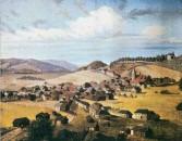 Oberplan, Gemälde von Adelbert Stifter