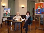 Lesung Dietmar Hommel 2008