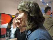 Mit Tochter Kira 2011