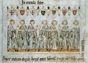 Unsere Region gehörte von 962 bis 1806 zum Heiligen Römischen Reich, ab 1308 wurde der Kaiser von den Kurfürsten gewählt, Sachsen einer der Kurfürsten. Älteste Darstellung der Kurfürstenwahl von 1340