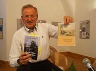 ERhard Spank liest beim Hoyerswerdaer Kunstverein aus seinem Buch: Der trockene Wassermann