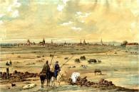 Nach der Völkerachlacht bei Leipzig 1813