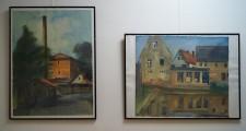 Klaus Drechsler, Ausstellung Lausitzer Seenland Klinikum 2018